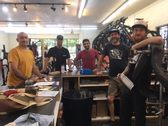 Bikesmith Cyclery Staff