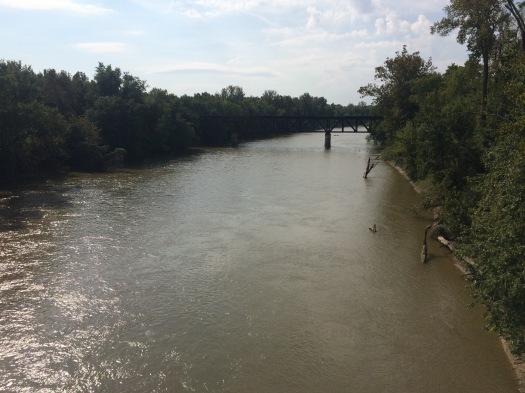 white-river-in