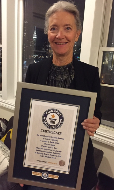 lynn-with-the-certificate